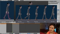 Animating Walkcycles