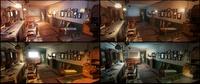 Barbershop light experiments