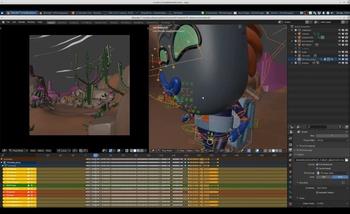 Lunte #10 - Animation Breakdown Pt.2