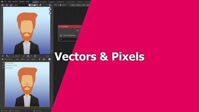 Vectors and Pixels