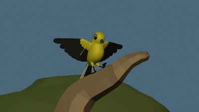 logbridge bird 15.11 first pass