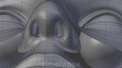 09 - Nose Detailing
