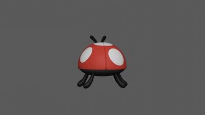 Ladybug Sculpt