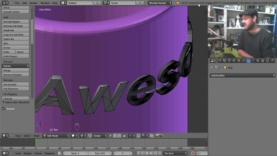 05 - Making 3D Text
