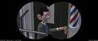 Agent 327 Barbershop - layout v02