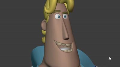 Rex Face Poses 1