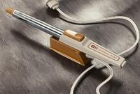 Curling Iron WIP render