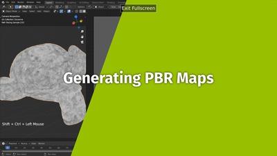 Generating PBR Maps