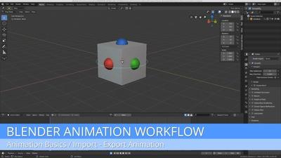 Importar - Exportar Animacion