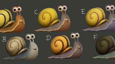 Main Snail design