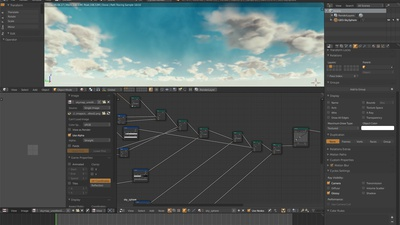 Skymap Creation