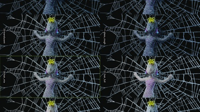 Spiderweb Material Tests