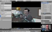 Assembling a shot 02: Animation file setup