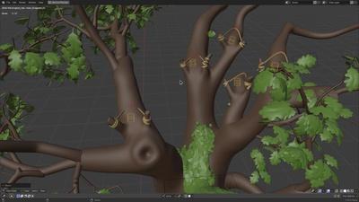 Slingshot tree rig