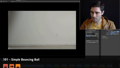 101 Simple Bouncing Ball (Part 01)
