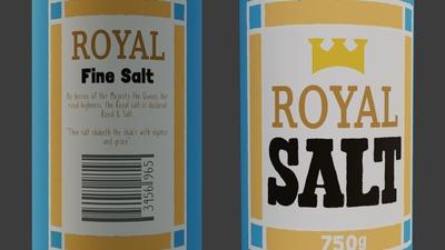Royal Salt