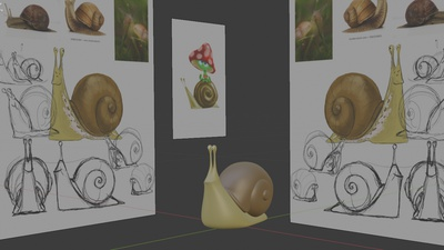 Blocked Snail V1