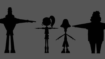 Main Lineup Silhouettes