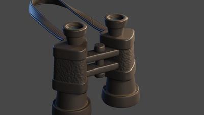 Binoculars - Shading