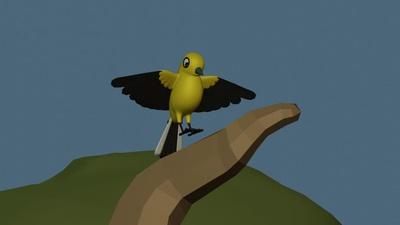 logbridge bird 15.11 blocking