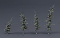 Tree Model and Material update 02