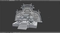 Throne model