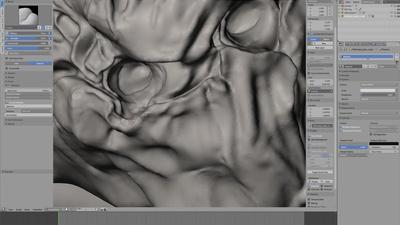 Step 01 - Sculpting