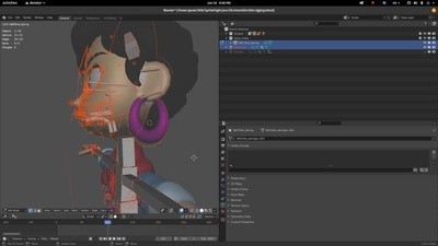 Toggle Edit Widget Operator