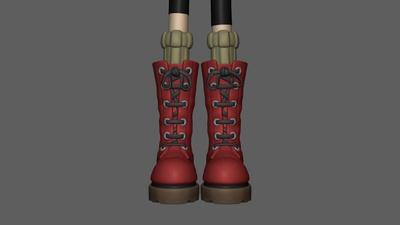 Emily Boots Polish