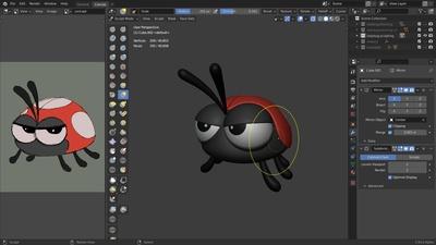 Ladybug Sculpting File
