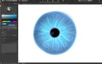 03 Texturing Eyes