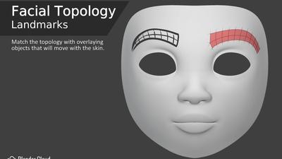 Facial Topology - Landmarks