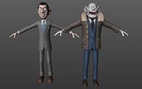Boris and Agent model comparison