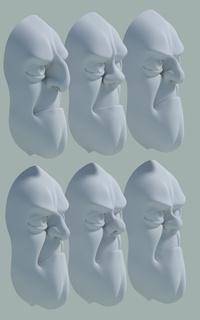 Henchmen noses