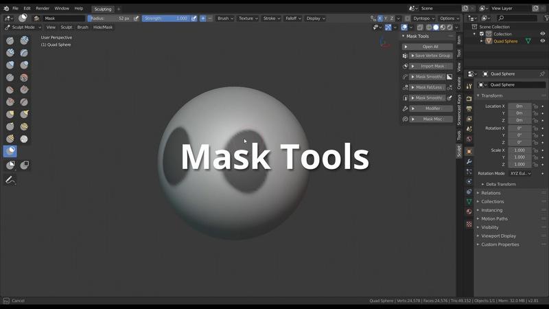 Mask Tools
