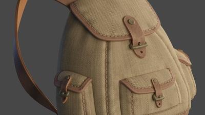 Backpack - Shading