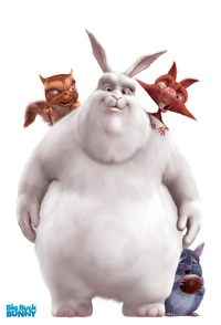 Big Buck Bunny - Character beauty render