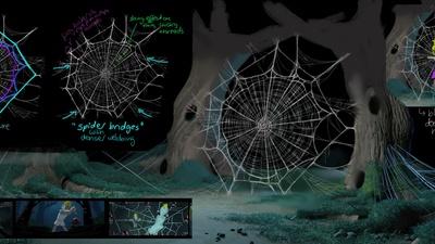 Spider webs 1