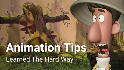 Sprite Fright: Animation Tips Learned The Hard Way