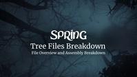 Tree Files Breakdown