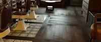 Wood floor tiles texturing
