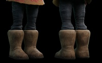 Spring WIP 13 - Lower Body Textures