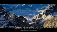 Spring first (work in progress) sequences