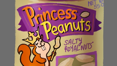 Princess Peanuts