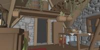 Hut Interior Blocking 4