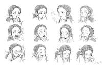 Spring - Expression Sheet 2