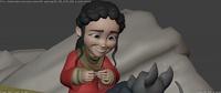 01_035 - Final animation with additional shapekeys