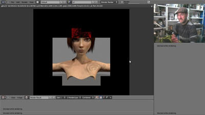 20 - Checking the Render