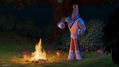 Fire effects comparison