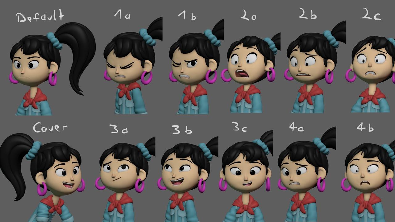 Ellie expression tests